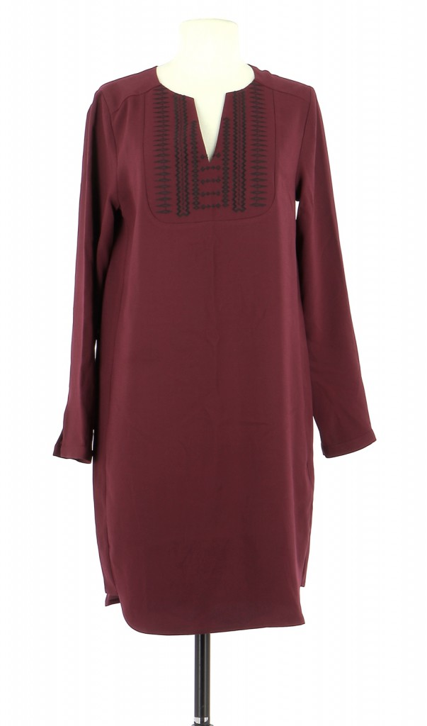 Vetements Robe EKYOG BORDEAUX
