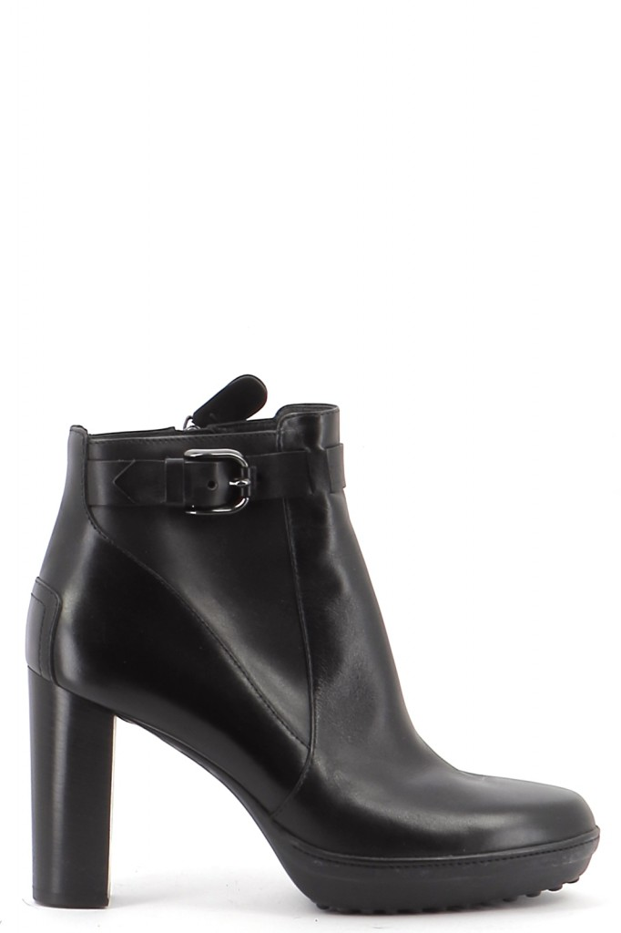 Chaussures Bottines / Low Boots TOD'S NOIR