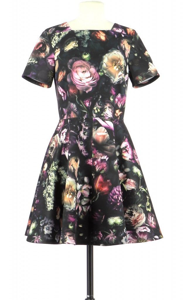 Vetements Robe TED BAKER MULTICOLORE