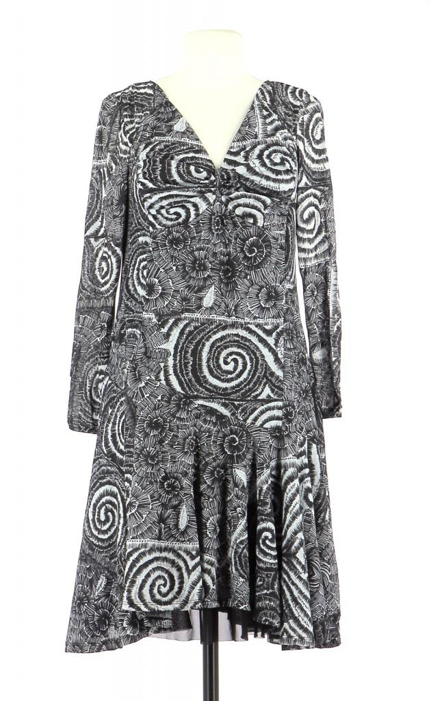 Vetements Robe DESIGUAL GRIS