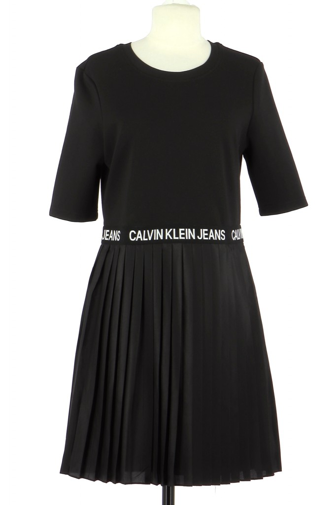 Vetements Robe CALVIN KLEIN NOIR