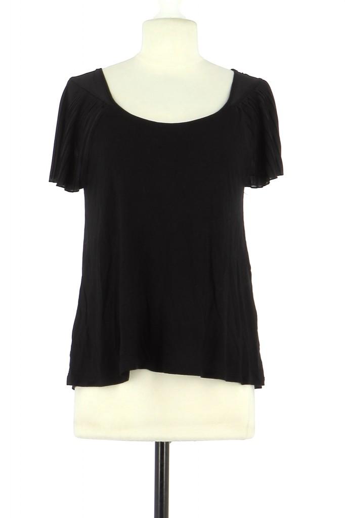 Vetements Tee-Shirt CAROLL NOIR