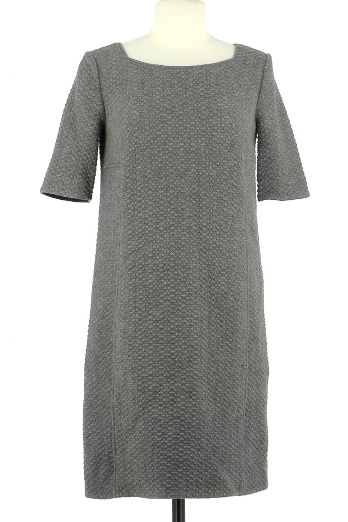 Vetements Robe BA&SH GRIS