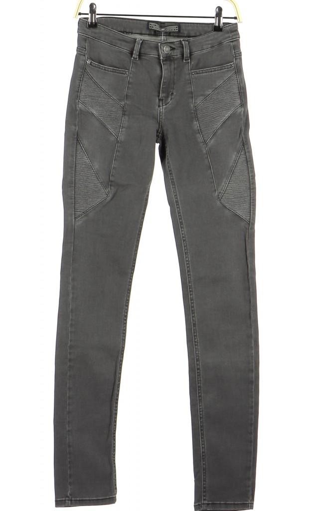 Vetements Jeans IKKS GRIS