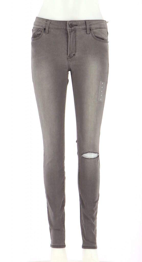 Vetements Jeans ABERCROMBIE GRIS