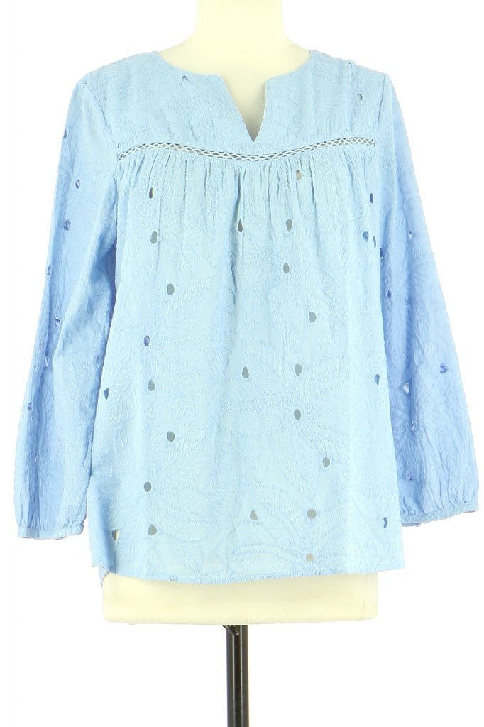 Vetements Blouse CAROLL BLEU