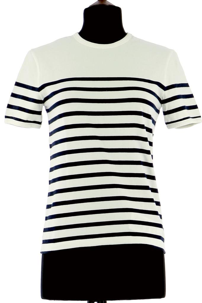 Vetements Tee-Shirt JEAN PAUL GAULTIER BLEU MARINE