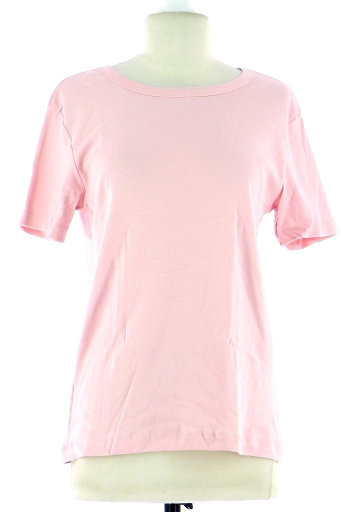 Vetements Tee-Shirt PETIT BATEAU ROSE