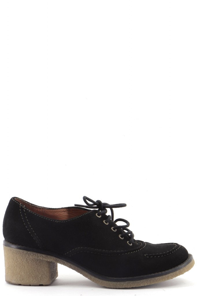 Chaussures Derbies GEOX NOIR