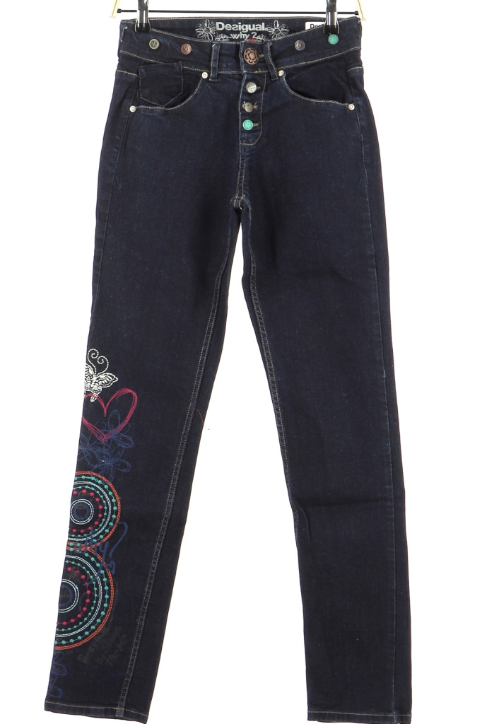Vetements Jeans DESIGUAL KAKI