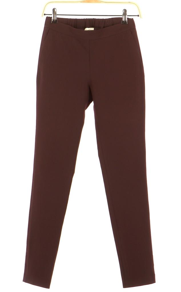 Vetements Pantalon AMERICAN VINTAGE BORDEAUX