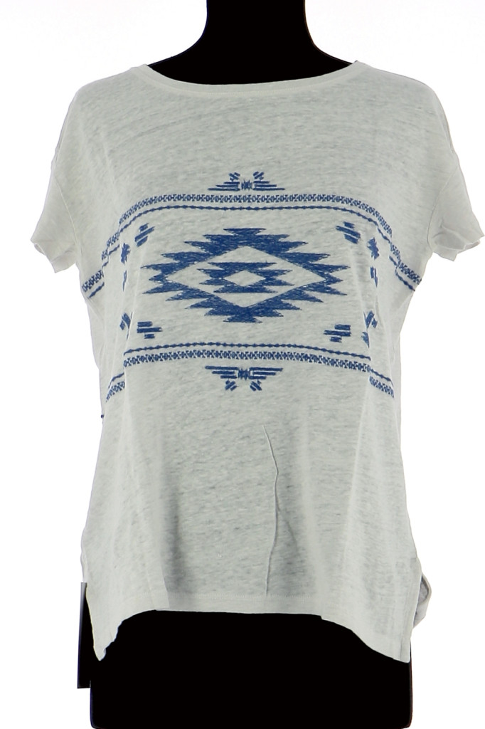 Vetements Tee-Shirt COMPTOIR DES COTONNIERS ÉCRU