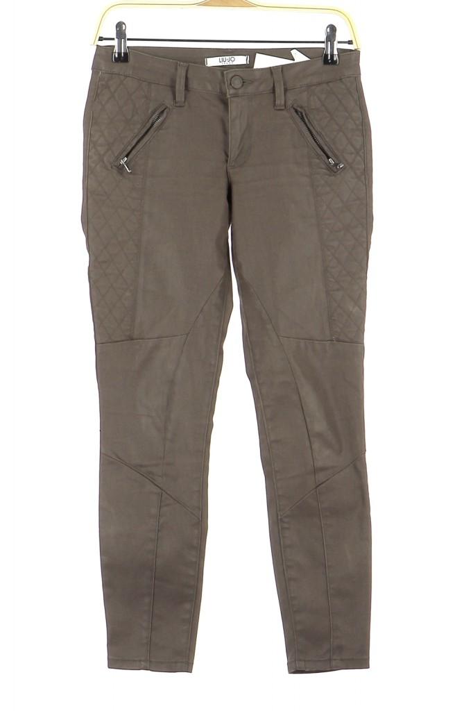 Vetements Jeans LIU JO MARRON