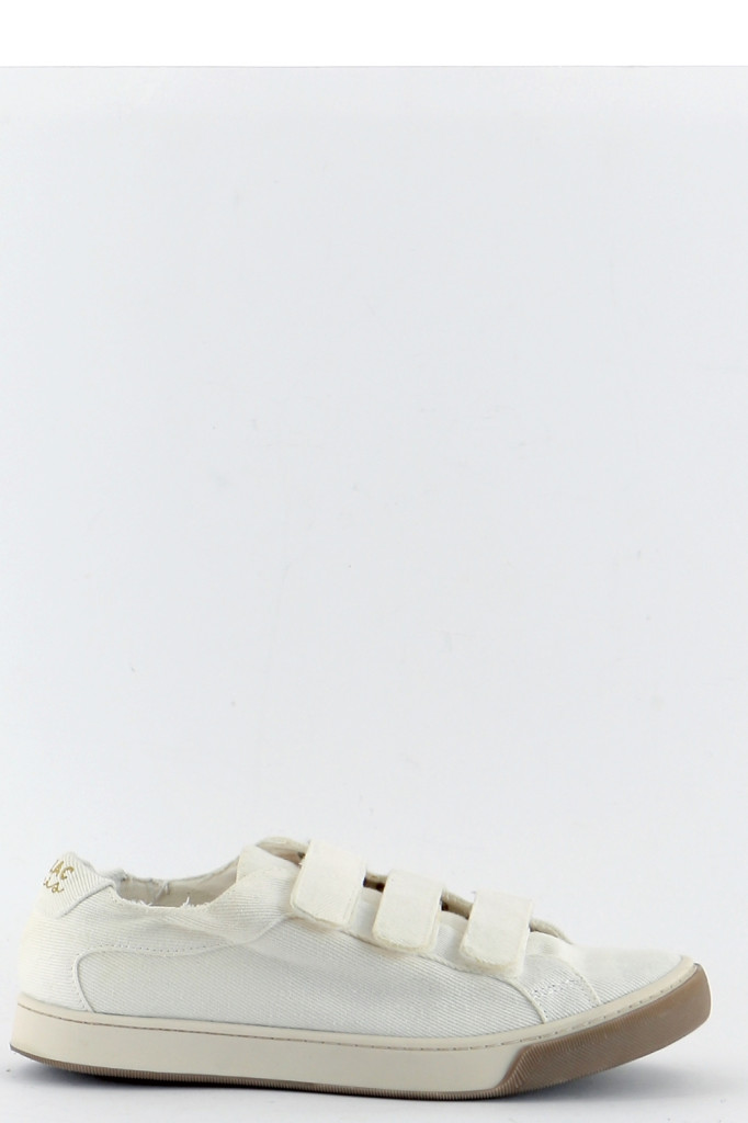 Chaussures Sneakers BALZAC ÉCRU