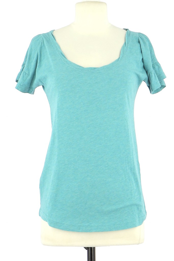 Vetements Tee-Shirt MARC BY MARC JACOBS TURQUOISE