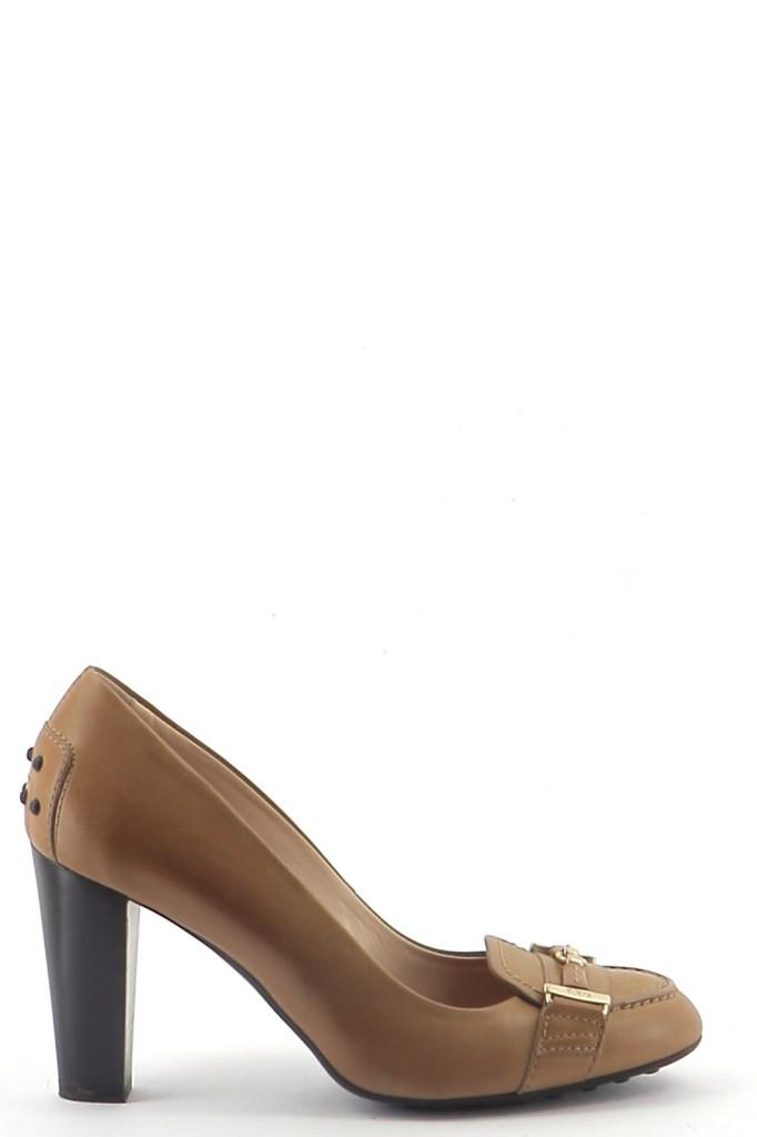 Chaussures Escarpins TOD'S BEIGE
