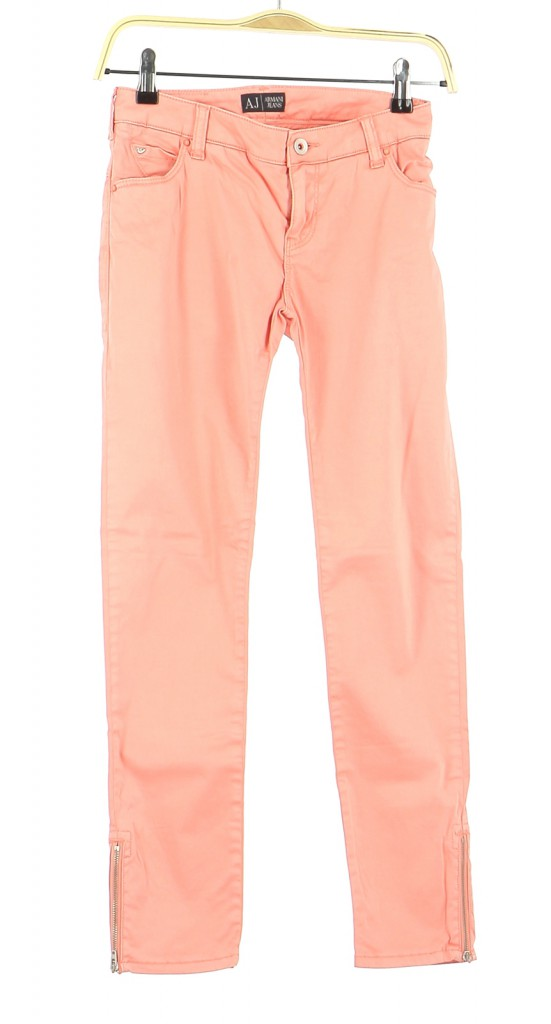 Vetements Pantalon ARMANI JEANS CORAIL