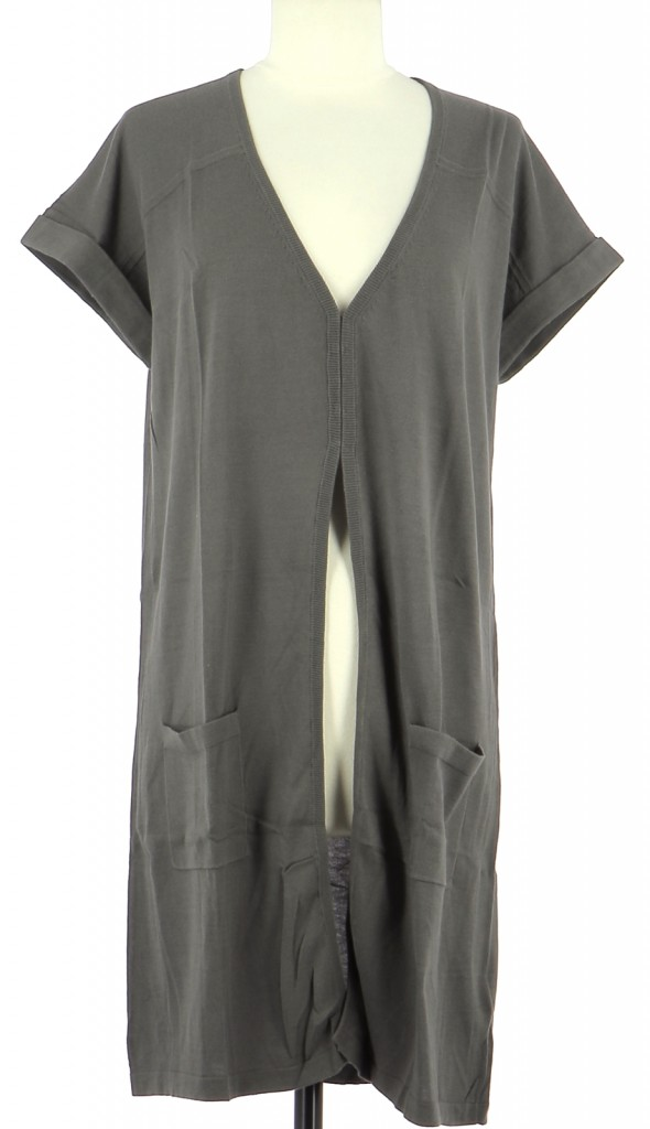 Vetements Gilet GERARD DAREL GRIS