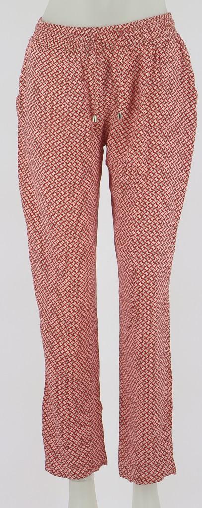 Vetements Pantalon BEL AIR ROUGE