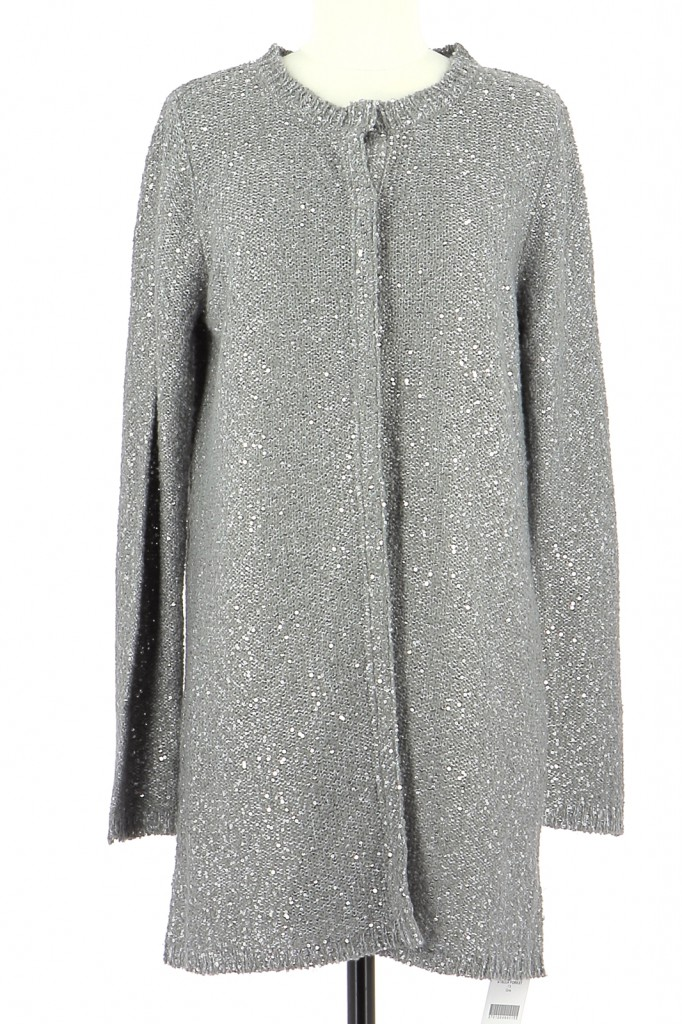 Vetements Gilet STELLA FOREST GRIS