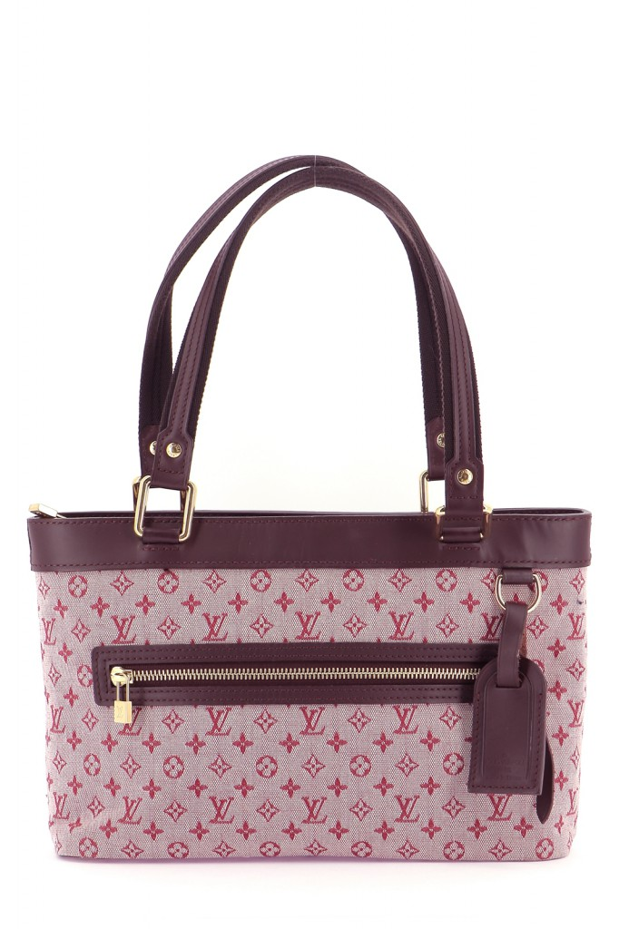 Sacs Sac à main LOUIS VUITTON BORDEAUX