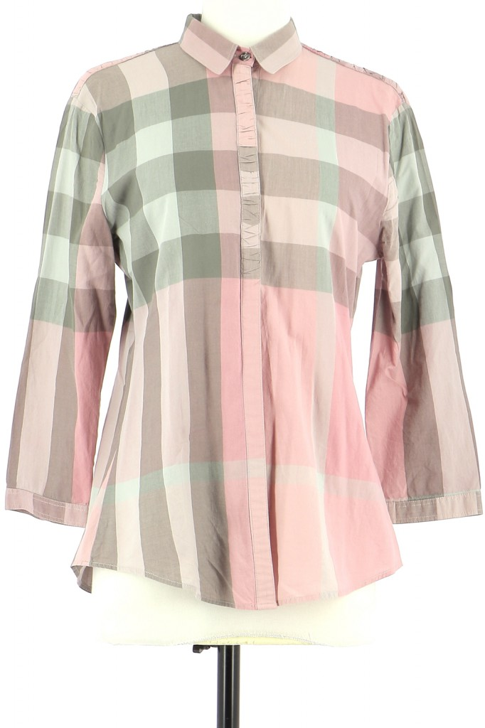 Vetements Chemise BURBERRY ROSE