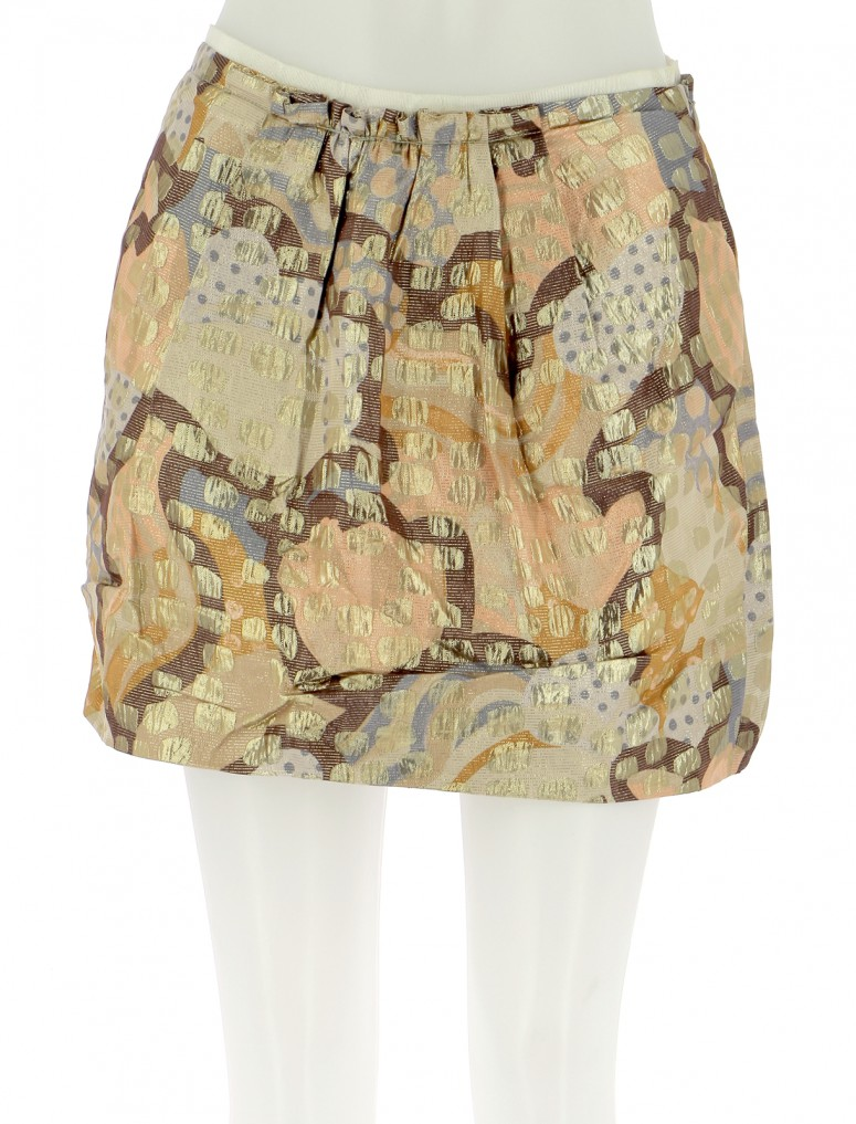 Vetements Jupe SEE BY CHLOÉ MULTICOLORE