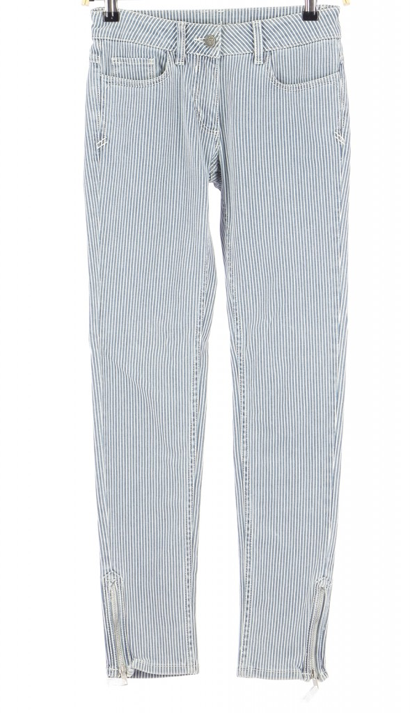 Vetements Jeans SANDRO BLEU CLAIR