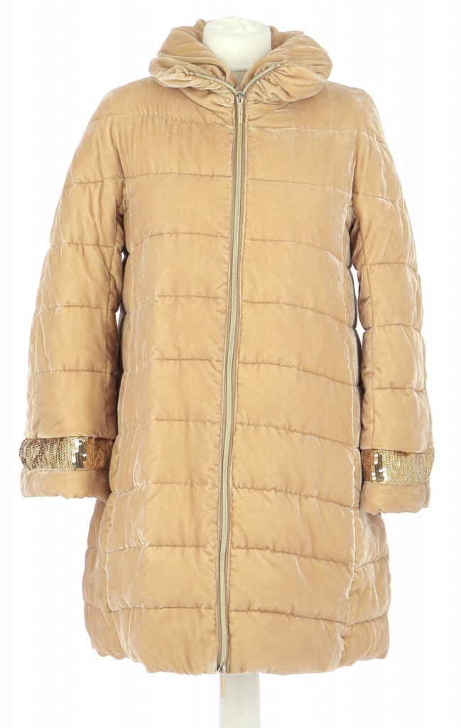 Vetements Doudoune / Parka TWINSET BEIGE