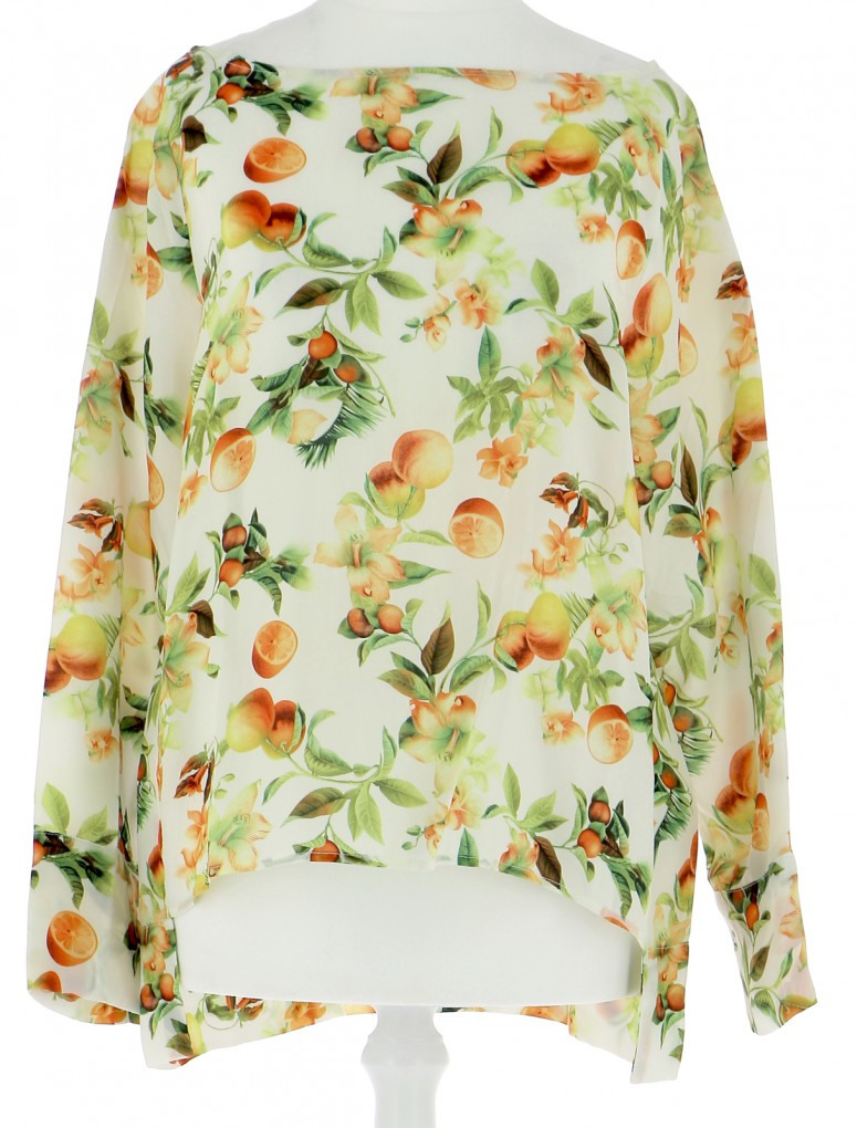 Vetements Blouse ZARA MULTICOLORE