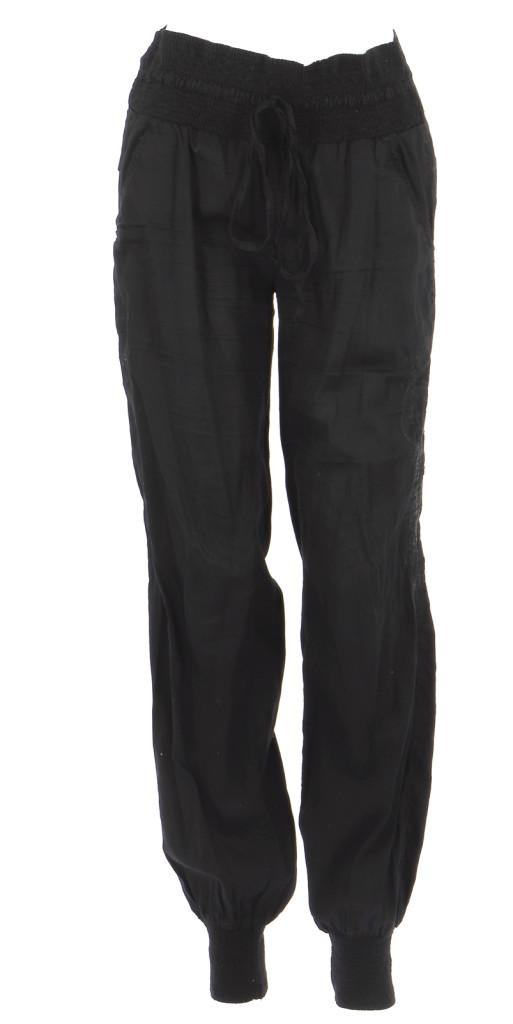 Vetements Pantalon DESIGUAL NOIR