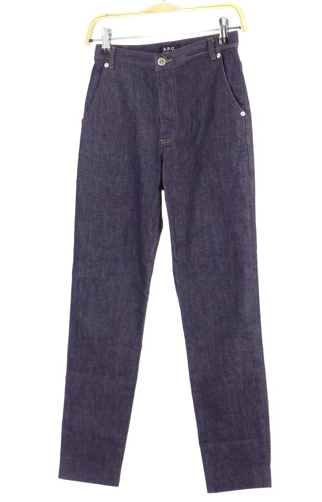 Vetements Jeans A.P.C. BLEU MARINE