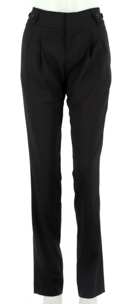 Vetements Pantalon COMPTOIR DES COTONNIERS NOIR