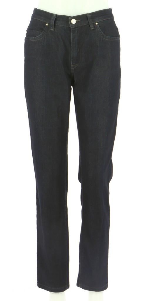 Vetements Jeans TRUSSARDI JEANS BLEU MARINE