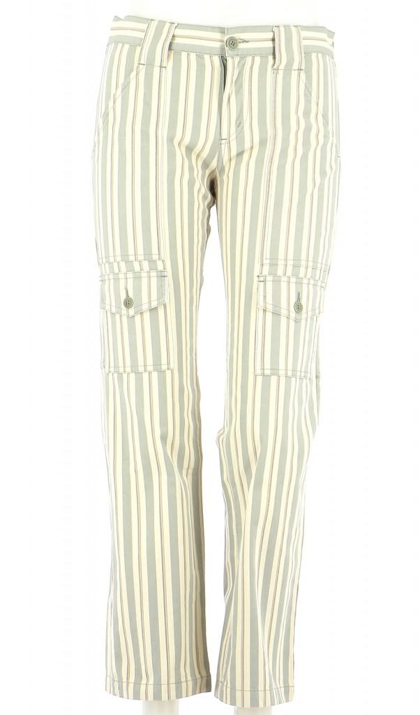 Vetements Pantalon COMPTOIR DES COTONNIERS MULTICOLORE