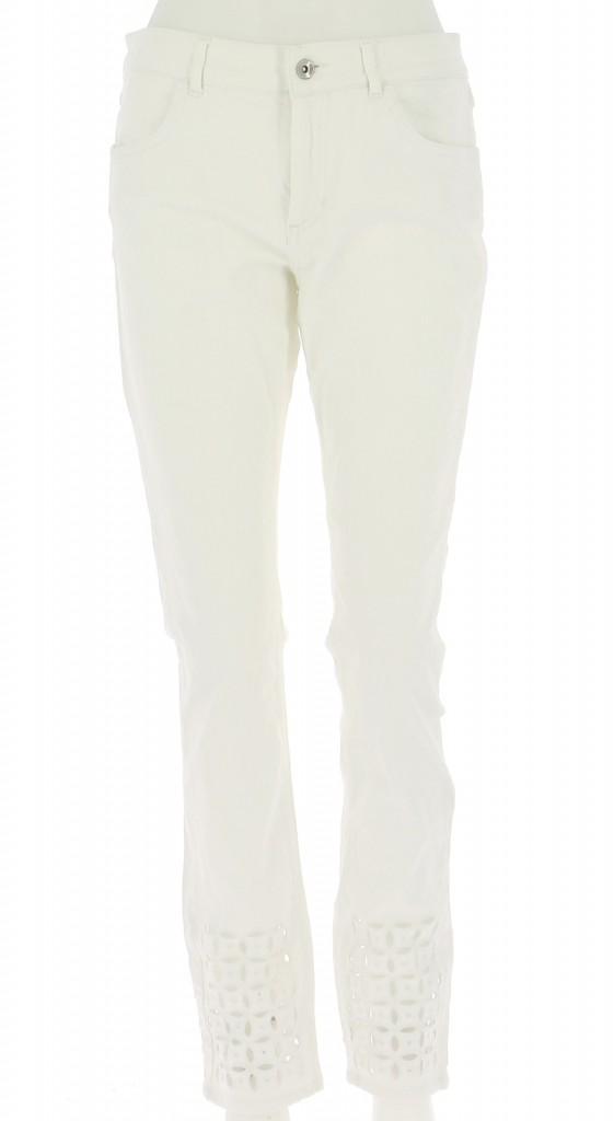 Vetements Jeans CLAUDIE PIERLOT BLANC