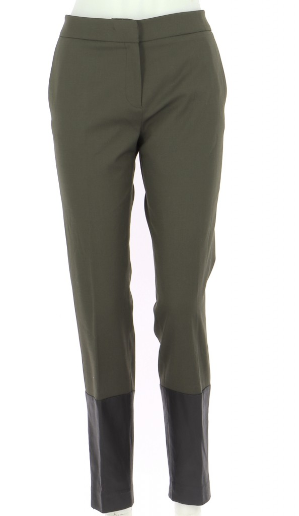 Vetements Pantalon CLAUDIE PIERLOT KAKI