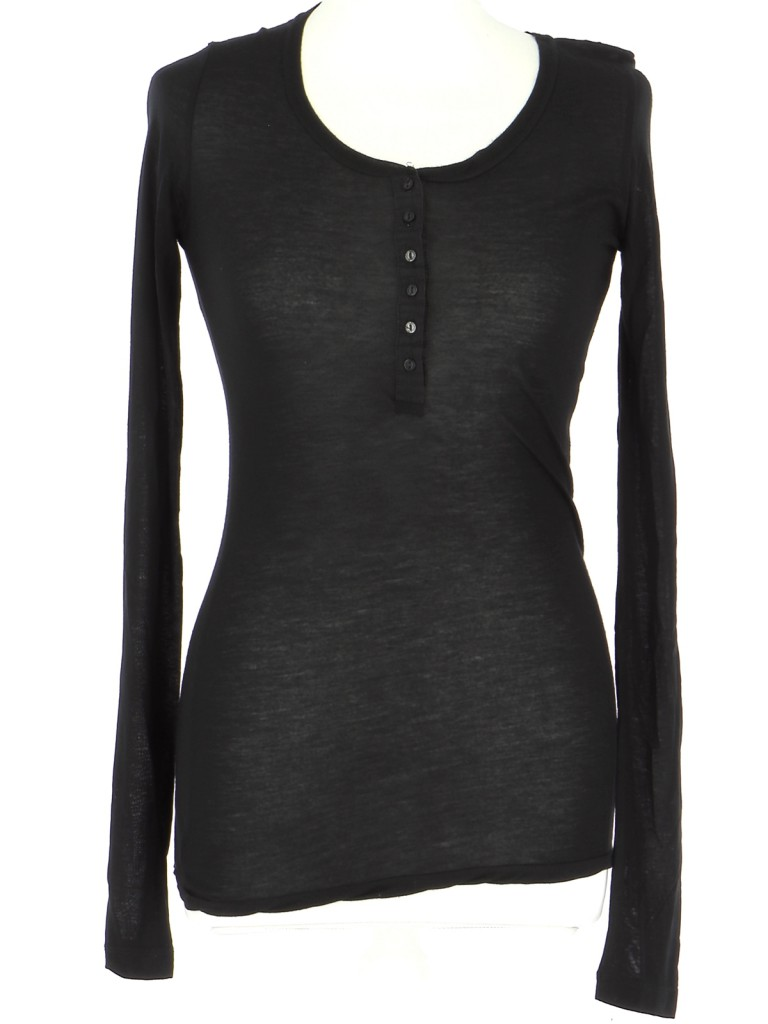Vetements Top BERENICE NOIR