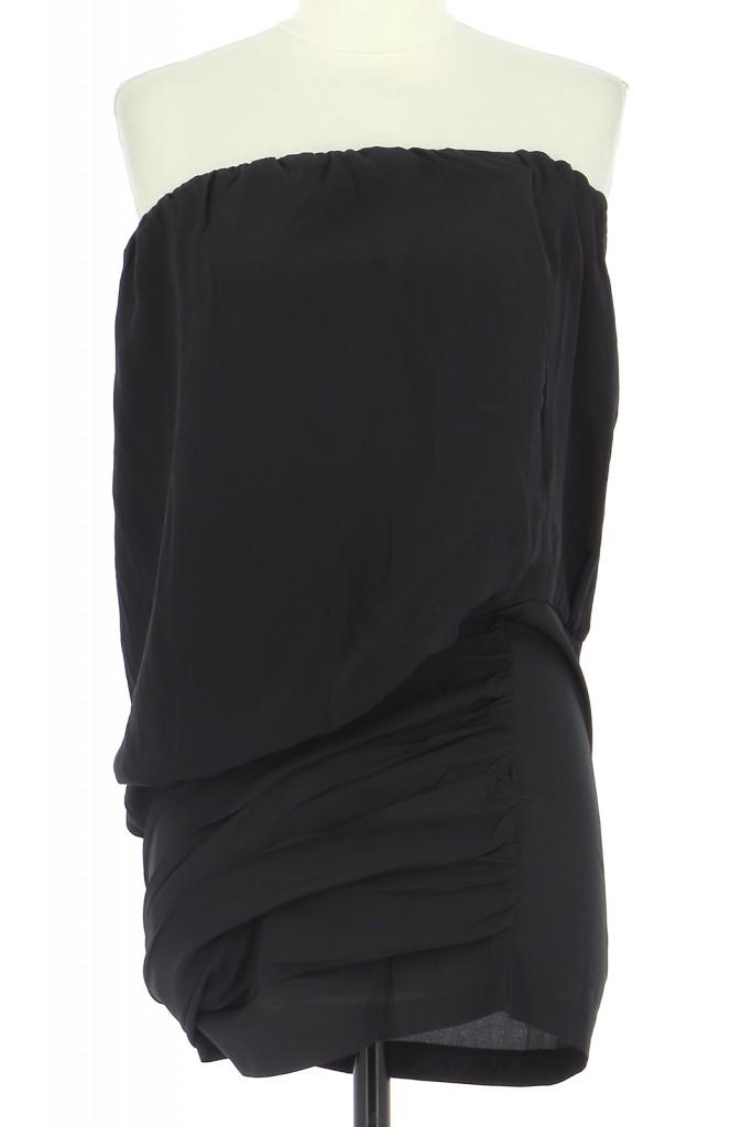 Vetements Robe BA&SH NOIR