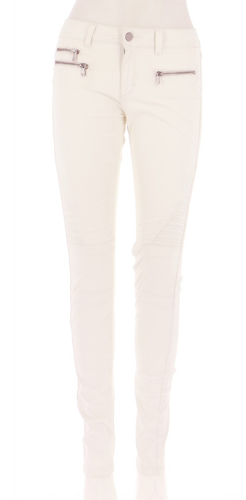 Vetements Jeans ZAPA BLANC