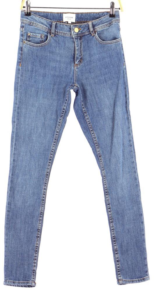 Vetements Jeans SEZANE BLEU
