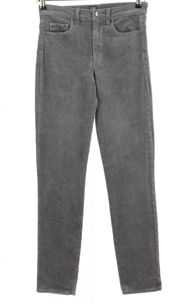 Vetements Pantalon GAP GRIS