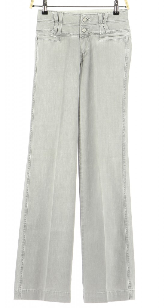 Vetements Jeans KARL LAGERFELD GRIS