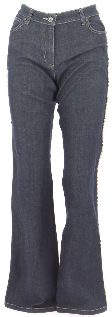 Vetements Jeans BURBERRY BLEU