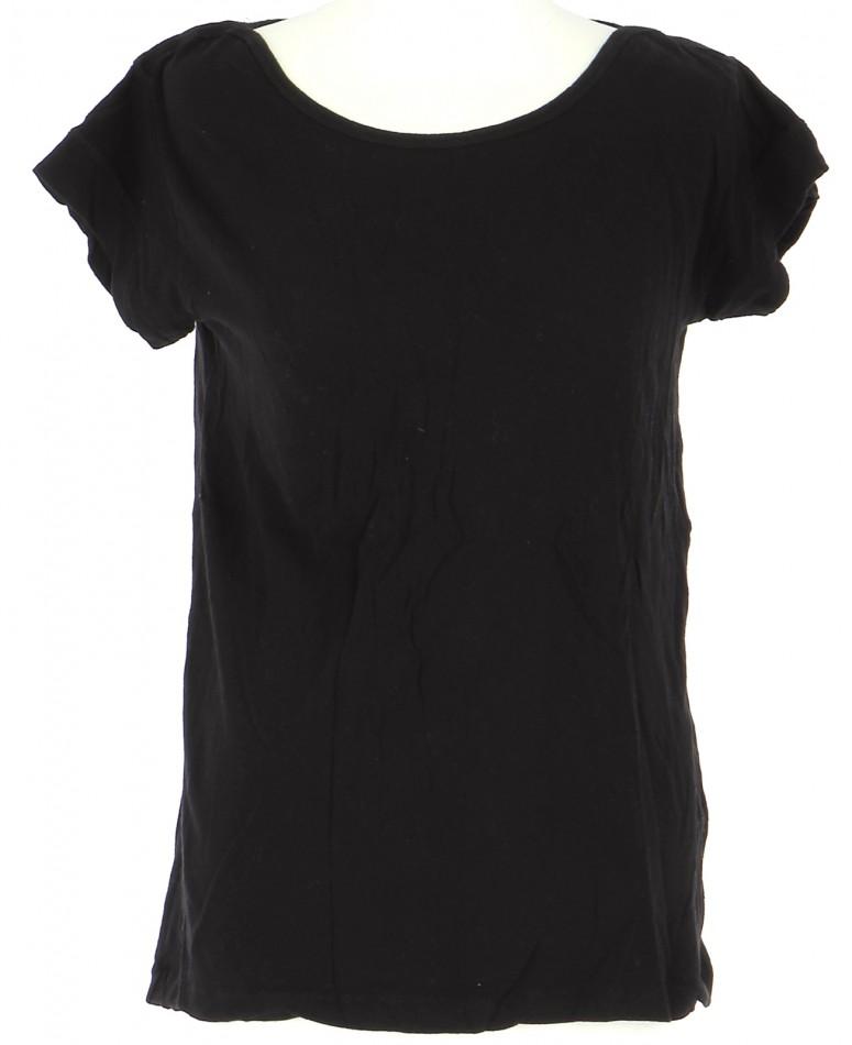 Vetements Tee-Shirt A.P.C. NOIR