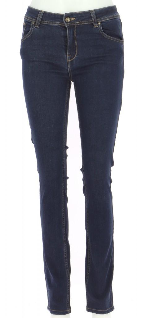 Vetements Jeans SEZANE BLEU MARINE