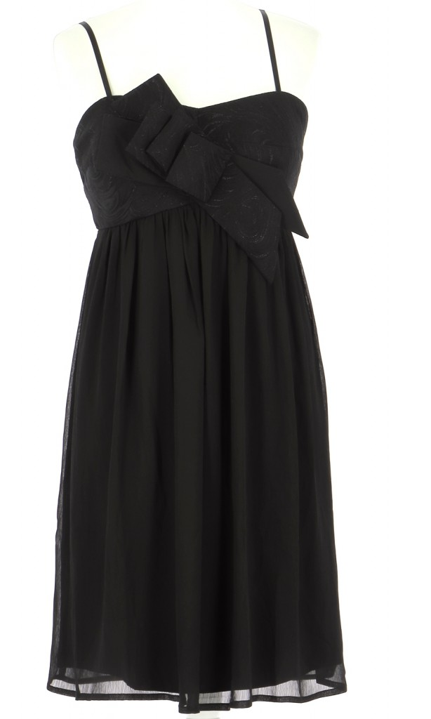 Vetements Robe AKAC ECOU NOIR