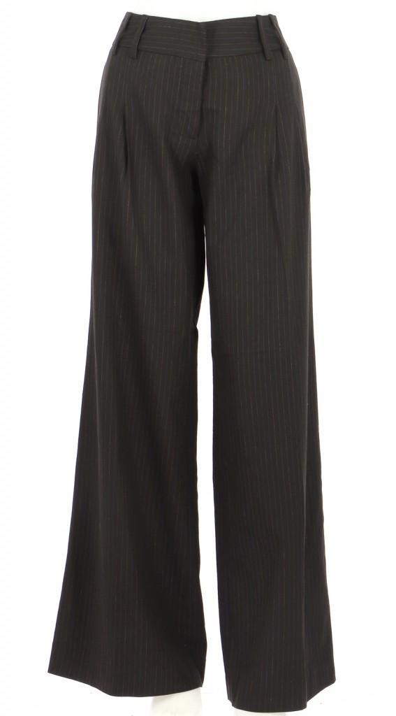 Vetements Pantalon LA FEE MARABOUTEE NOIR