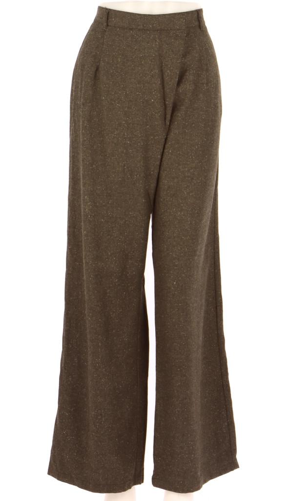 Vetements Pantalon MAISON MARTIN MARGIELA CHOCOLAT