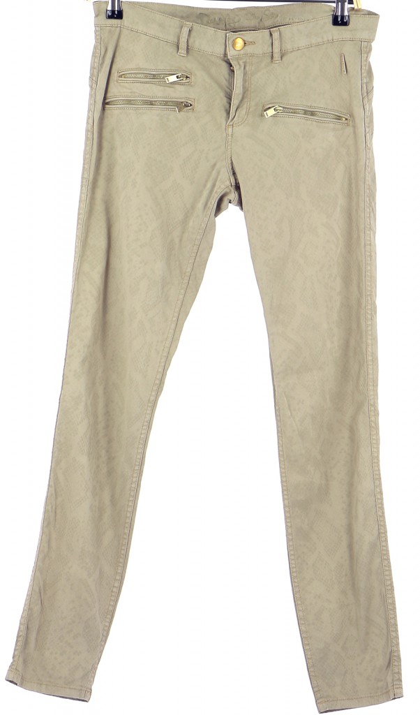 Vetements Pantalon ONE STEP BEIGE